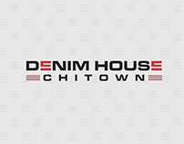 Denim House - Branding