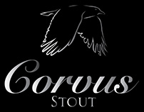 Corvus Stout: Bottle Mockups