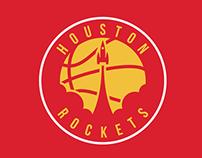 Houston Rockets Rebrand Proposal