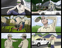 TruGreen Storyboards