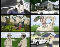 TruGreen Storyboards