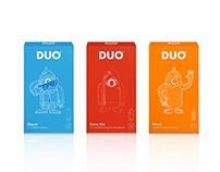 DUO — rebranding concept