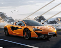 Mc Laren Automotive