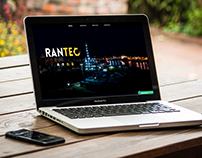 Website design and development Rantec