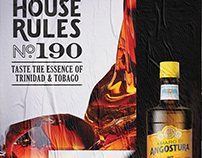 Angostura House Rules Campaign