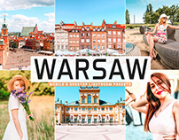 Free Warsaw Mobile & Desktop Lightroom Presets