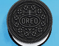 Oreo Illustrations for a pitch