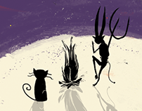 Cat & Devil - Master & Servant