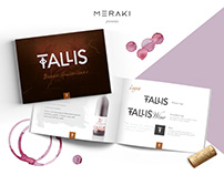 Tallis - branding & marketing collateral