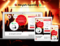 Heyah - Spotify
