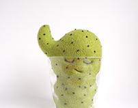 """""""Kay"""" kiwi juice Toy Art"""