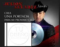 Album Cover Maker Julión Álvarez