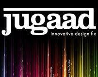 Jugaad: innovative design fix (Publication Design)