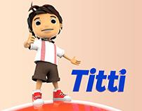 Titti character