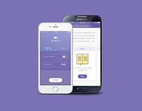 SlimVis: UX design, UI Design, & Prototyping Case Study