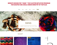 Website Design for Rang