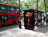 JCDecaux & Unilever 'Release The Beast' Campaign
