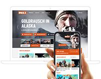 DMAX Website