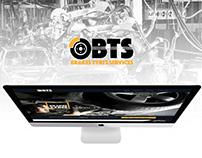 BTS website