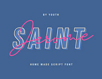 Saint Jerome script