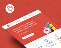 Landing page 4 Priority Group