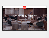 Modular Interior - website
