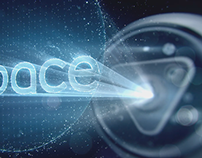 Space Channel Refresh - Particle FX / UI / Hologram