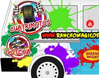 Diseño Vehicular / Rancho Extremo