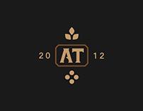 Alquimia dos Temperos - Logo
