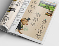 MAGAZINE EATALY | Editorial Design