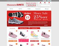 Chaussures Duretz