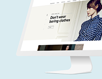 Simple Caracters E-Shop