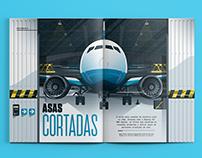Asas Cortadas | SUPERINTERESSANTE Ed. 404