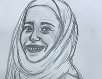 Student sketch