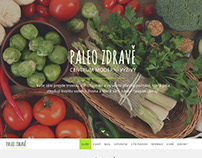 PALEO Zdravě - nutritionist website