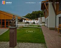 zenevölgy ux / web design