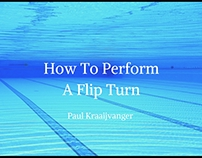How To Perform A Flip Turn