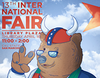 13th CSUSM International Fair [contest winner]