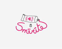 Smerite Graphics logo & anti-depressive visuals