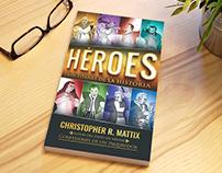 Ilustración del libro HEROES