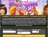 Fashion City 2 Hack Cheats Gems and Coins