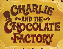 """Set Design Charlie & The Chocolate Factory"""""""