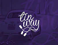 TinWay - Complete Branding and Web Project