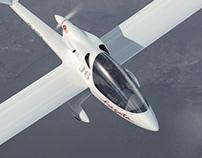 J6 Fregata - Touring Motor Glider   CGI