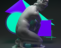 Lighting on Sculpture