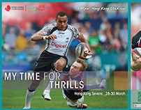 Hong Kong Rugby Sevens 2014 Campaign