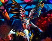 D´SCENE: Milky Way (Quetzalcoátl)