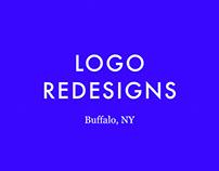Logo Redesigns - Buffalo, NY
