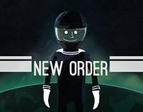 New Order - KLUKIA