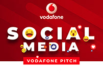 Vodafone Pitch - Social Media
